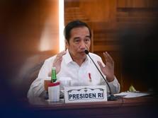 Pidato Jokowi Marah, Singgung Juga PHK Gede-Gedean
