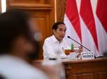 Jokowi Cemas, Ekonomi RI di Kuartal II Terancam Minus
