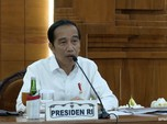 Jokowi: 70% Warga Jatim Tidak Pakai Masker