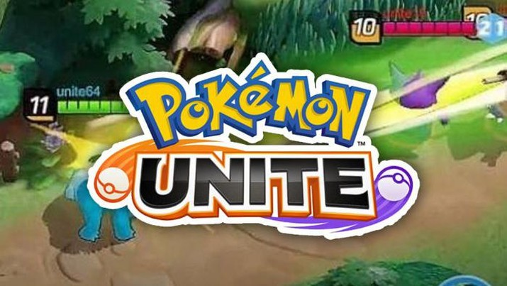Pokémon Unite (photo/The Pokémon Company)