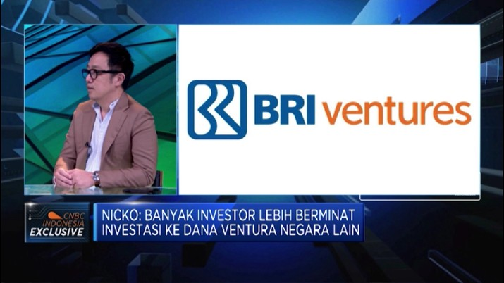 'Sembrani Nusantara' Program BRI Ventures yang Menyasar Startup Finteh (CNBC Indonesia TV)