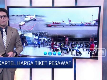 Lion Garuda Sriwijaya Cs Terbukti Kartel Harga Tiket