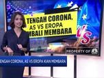 Di Tengah Corona, AS VS Eropa Kembali Membara