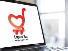 Gebrakan Fajrin Rasyid, Pedagang Go Digital Via Lapak Ibu