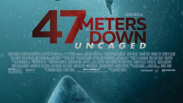 Film 47 Meters Down. ist