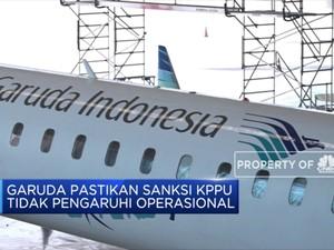 Grup GIAA Terima Hasil KPPU Soal Kartel Harga Tiket Pesawat