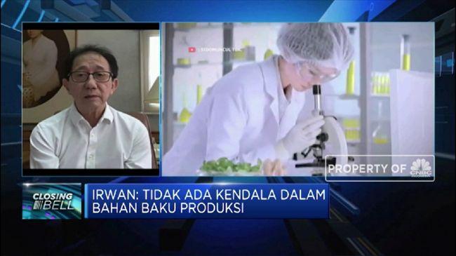 SIDO Lawan Pandemi, Sido Muncul Tingkatkan Produksi Jamu Herbal