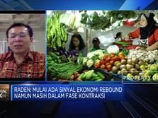 Raden Pardede: Pentingnya BI Dukung Pemerintah Genjot Ekonomi