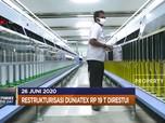 Restrukturisasi Duniatex Hingga PDB AS Q1-2020 Minus 5%