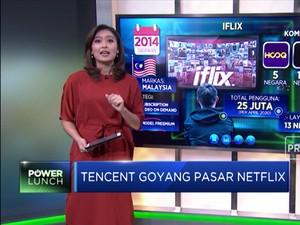 Tencent Goyang Pasar Netflix