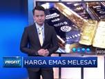 Wow! Harga Emas Dunia Diprediksi Tembus Rp 4,5 Juta/gram