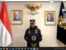 Implementasi TSS Selat Sunda & Lombok, Kemenhub Gelar Apel