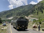 Sengketa Perbatasan Himalaya, China-India Gencatan Senjata?