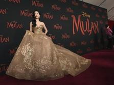 Bintang Mulan Liu Yifei Dikabarkan Diboikot Pemerintah China!