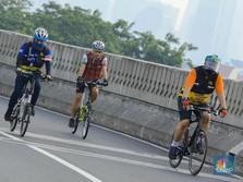 Kemenhub: Tempat Parkir Sepeda Jangan Ditempatkan di Basement