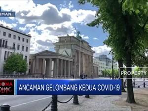 Ancaman Gelombang Kedua Covid-19 di Jerman