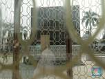 Penampakan Sepi Asrama Haji Pondok Gede Gegara Haji Batal