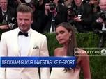 David Beckham Kucurkan Dana Investasi ke e-Sports