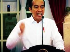Jokowi Jengkel: Pipa Banyak Tapi Masih Impor Untuk Apa?