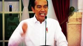 Saat Jokowi Marah-marah
