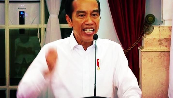 Cover Fokus, luar, thumbnail, kecil, Jokowi Marah