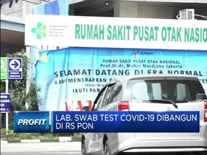 CT Arsa & Bank Mega, Serta Astra & Indofood Bangun Lab. Covid