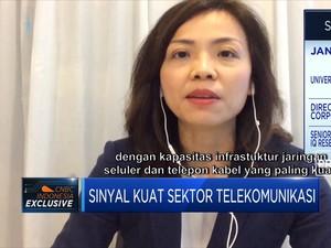 Fitch Ratings: Telkom, Emiten dengan Resilience Paling Tinggi