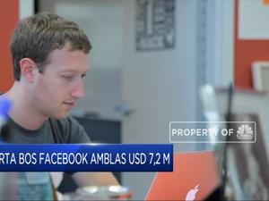 Harta Bos Facebook Amblas USD 7,2 M