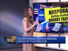 Korporasi Ramai-Ramai Boikot Facebook
