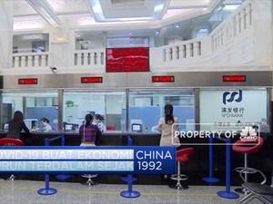Laba BUMN China Ambles Akibat Covid-19