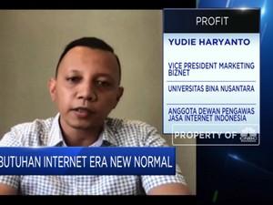 Pandemi, Biznet Catat Pertumbuhan Pelanggan Internet 40%