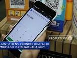 Potensi Ekonomi Digital RI Tembus USD 133 M Pada 2025