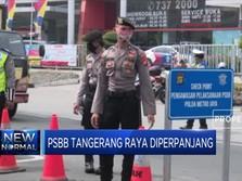PSBB Tangerang Raya Diperpanjang Hingga 12 Juli