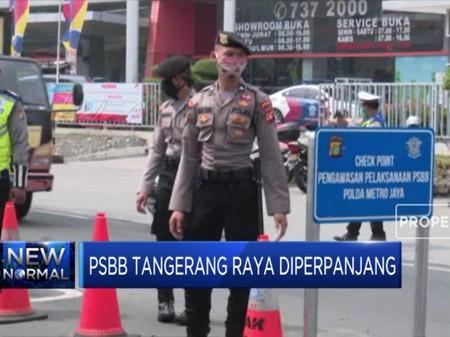 psbb tangerang raya diperpanjang cnbc indonesia tv 43