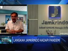 Jamkrindo: Rasio Klaim Tak Lebih 55% dari Insentif Penjaminan