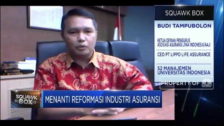 AAJI: Reformasi di IKNB Sudah Sangat Mendesak! (CNBC Indonesia TV)