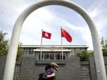 Sah! UU Keamanan Nasional Hong Kong Resmi Diberlakukan China