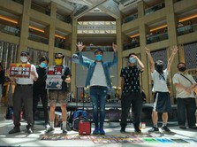 Cerita Ruginya Bisnis di Hong Kong karena UU Baru China