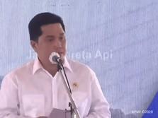 Erick Thohir Sebut Vaksin RI Diproduksi Januari, Bye Corona!