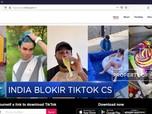 India Blokir Tiktok dan 59 Aplikasi Asal China