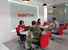 Ditopang Telkomsel & Indihome, Telkom Raih Laba Q1 Rp 5,86T