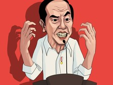 Hawa Reshuffle Makin Panas, Kapan Mau Dieksekusi Pak Jokowi?