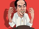 Ketika Jokowi Tunjukkan Kemarahan Soal Penanganan Covid-19 RI