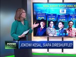 Jokowi Kesal, Siapa yang akan di-Reshuffle?