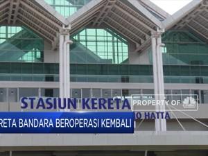 KA Bandara Soetta Kembali Beroperasi 1 Juli 2020