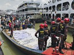 Kapal Feri Terbalik di Bangladesh Puluhan Orang Tewas