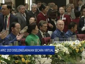 KTT APEC 2021 Diselenggarakan Secara Virtual