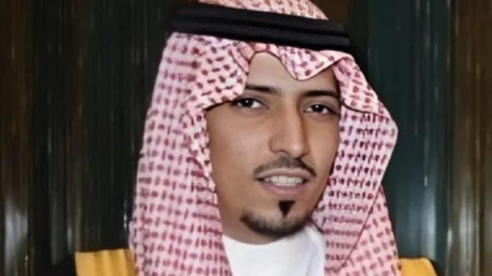 Pangeran Bandar bin Saad bin Mohammad bin Abdulaziz. (Saudi 24 News)