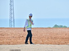 Ssst! Ada Kawasan Industri 'Raksasa' Lagi Dibangun Jokowi