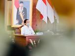 Luhut Kaget RI Naik Kelas, Apa Respons Jokowi?